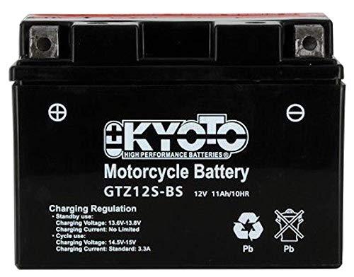 BATTERIA KYOTO GTZ12S-BS = YTZ12S COMPATIBILE HONDA XL V TRANSALP 650 2000 2001 2002 2003 2004 2005