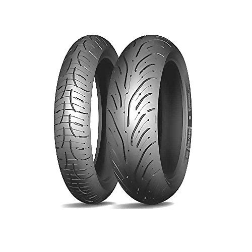 Michelin Reifen Pilot Road 4 120/70ZR17 (58W) TL PIROA4 R Motorrad