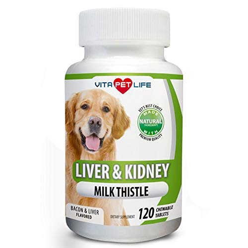 Milk Thistle Liver, Kidney and Bladder Support for...