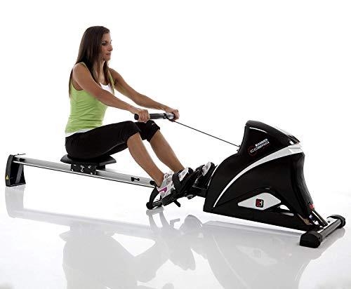 Hammer Rudergerät Cobra XTR - Power-Rowing mit 10 motivierenden Ruderprogrammen