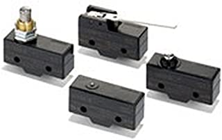 omron 一般用基本スイッチ 基準形 パネル取りつけ押ボタン形OP中 はんだづけ端子 微小負荷用(Z-01HQ22-B)
