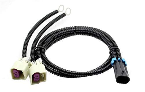 New Knock Sensor Conversion Adapter LS1 Harness to Dual Wire Knock Sensors LS3
