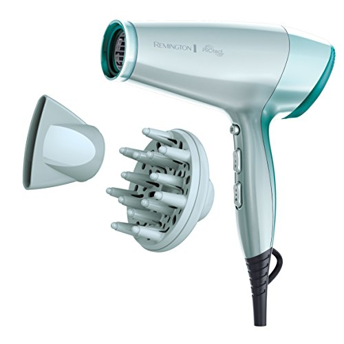 Remington D8700 Protect Ionen-Haartrockner mit ThermoCare-Technologie