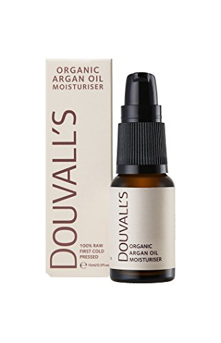 Douvall's Organic Argan Oil Moisturiser - 15ml (Travel Size) by Douvall's