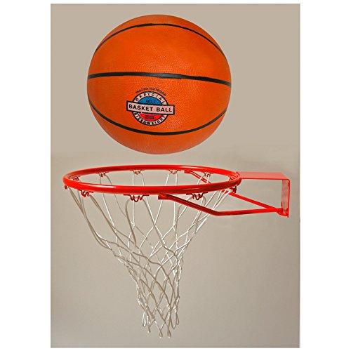 DEMA Basketballkorb + Ball