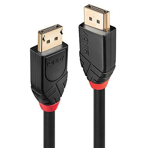 LINDY 10m Aktives DisplayPort 1.2 Kabel