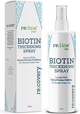 Biotin Hair Thickening Spray