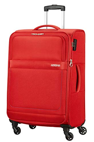 Trolley Trainy Spinner 68/25 Exp Rojo Lava/Red