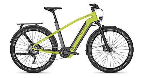 """Kalkhoff Endeavour 7.B Move Bosch Elektro Fahrrad 2020 (27.5\"""" Herren Diamant L/53cm, Diamondblack/Integralegreen Matt (Herren))"""