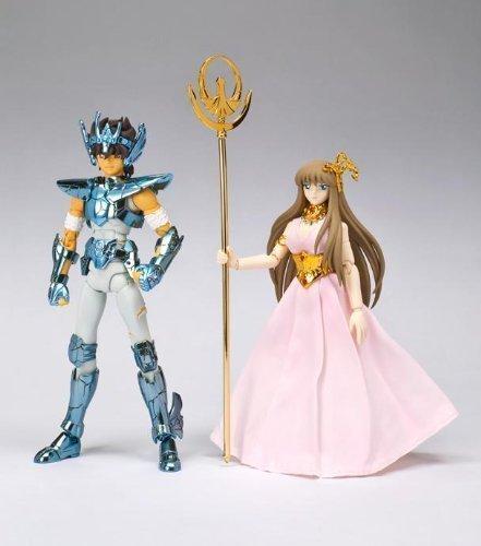 Saint Cloth Myth Pegasus Seiya (Shinsei Bronze Cloth) ~ Broken Version ~ & Saori Kido ~ ORIGINAL COLOR EDITION ~ [soul Futures VOL.2] Saint Seiya (japan import)