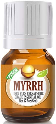 Myrrh Essential Oil - 100% Pure Therapeutic Grade Myrrh Oil - 5ml