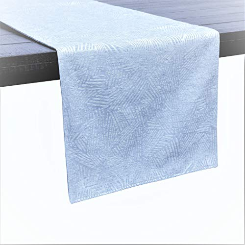 Classic Lux Table Runner (Powder Blue, 90)