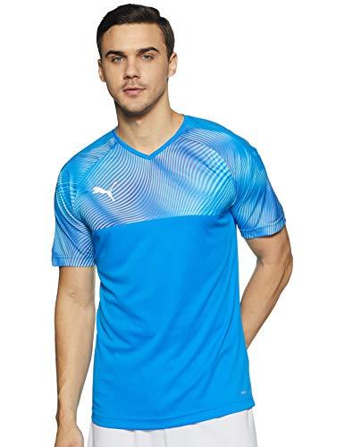 PUMA Herren Trikot Cup Jersey, Electric Blue Lemonade-Puma White, XXL, 703773
