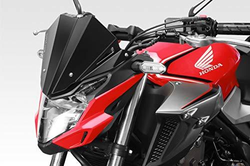 - Aluminum Windshield Fairing Easy to Install D-0200 - 100/% Made in Italy DPM Race Kit Windscreen DarkLight De Pretto Moto Accessories Ducati Scrambler 400