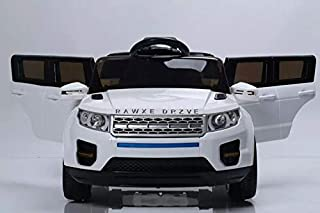 Reliance Dorsa Range Rover Style Kids Ride On Car, White, 7188-White