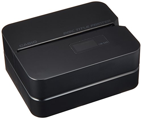 CSOCWE60 - Casio CW-E60 Disc Title Printer