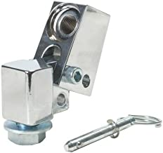 Chromed Billet Aluminum Bolt On Fold Down Whip Antenna Mount For Use With Tab Ac755150