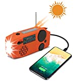 Best Solar Radios - Geartist Submarine 1 Solar Emergency Weather AM FM Review