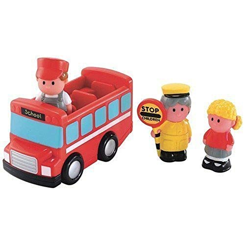 Early Learning Centre - Giocattolo scuolabus per Bambini HappyLand