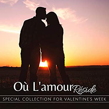 O' L'amour Reside - Special Collection For Valentine's Week