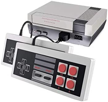 Classic Retro Game Console AV Output NES Console Built in 620 Classic Video Games for Kids Gift product image