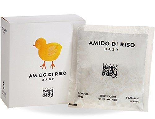 Linea mammaby Dikte van rijst, baby, 5 verpakkingen van 150 g