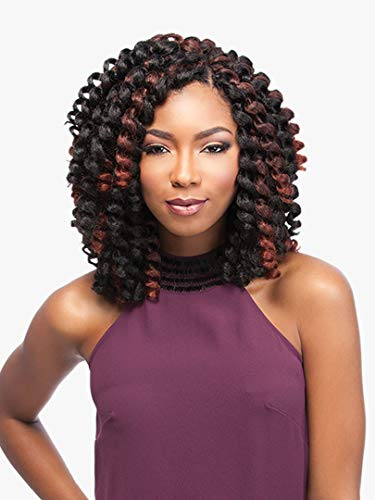 4 Packs Deal!!! JAMAICAN BOUNCE 26 (1B Off Black) - Sensationnel African Collection Crochet Braid by Sensationnel