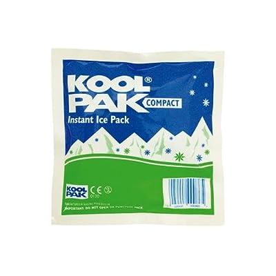 Koolpak Compact Instant Cold Ice Packs - 15 x 15cm (20) by Koolpak