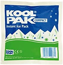 Koolpak Compact Instant Cold Ice Packs - 15 x 15cm (20)