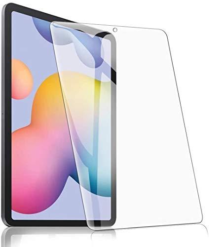 """Vetro Temperato per Samsung Galaxy Tab S6 Lite (2020, 10.4""""), Pellicola Protettiva Durezza 9H, Anti-Graffi Anti-Impronte Digitali Alta Trasparente Nessuna Bolla Vetrino Protezione"""