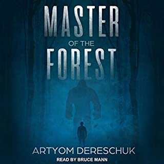Master of the Forest audiobook cover art