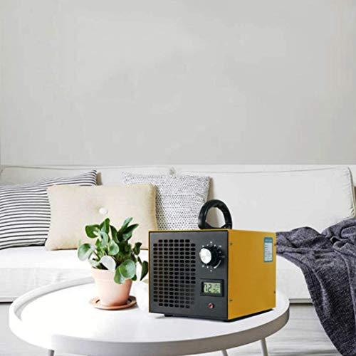 2020 Commercial Ozongenerator Smellkiller Industrial Ozon Luchtreiniger Ozongenerator Ozonisator Voor Kamer Roken Huisdieren En Auto's (5.000Mg / Uur)