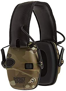 Howard Leight R-02526 by Honeywell Impact Sport Sound Amplification Electronic Shooting Earmuff, MultiCam (B072JJQ5HW) | Amazon price tracker / tracking, Amazon price history charts, Amazon price watches, Amazon price drop alerts