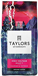 Taylors of Harrogate High Voltage Ground Coffee 227g