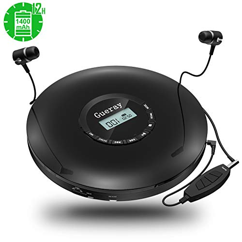 Tragbarer CD Player Discman mit ...