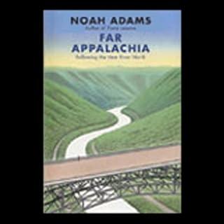 Far Appalachia audiobook cover art