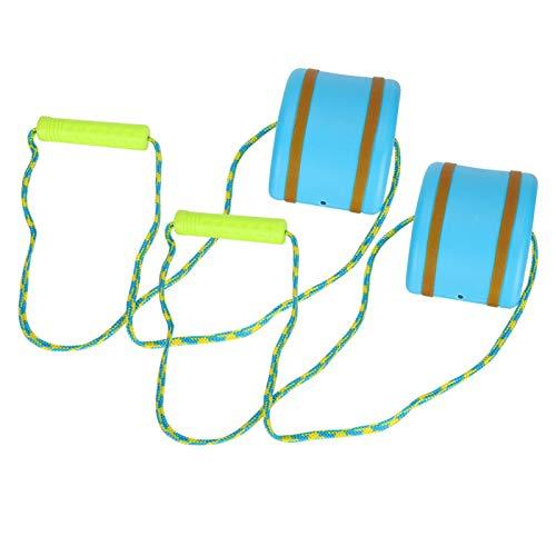 Cosiki Herramienta de Equilibrio para niños, Tabla de Equilibrio para niños, Resistente y Duradera de 5 años o más para desarrollar la coordinación de Manos y pies para niños