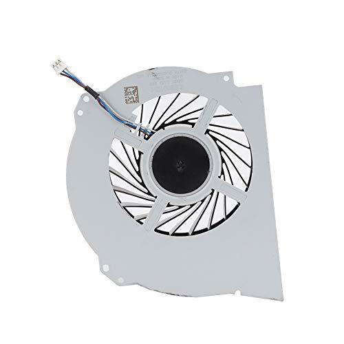 Socobeta Ventilador de refrigeración con destornillador Incisión precisa evitar la corrosión para PS4 PRO