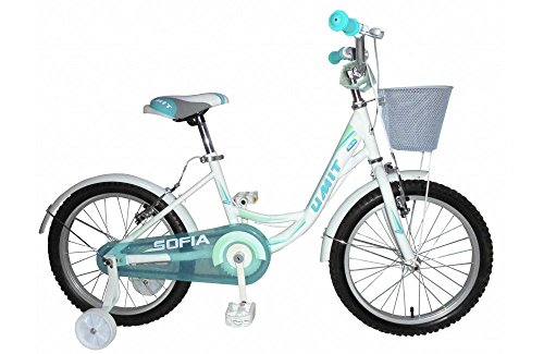 Bicicleta Infantil Umit Sofia 18