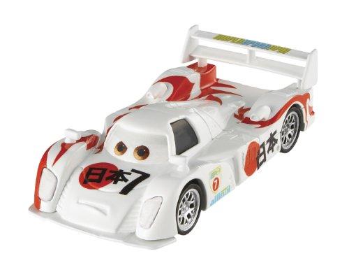 Mattel - W1959 - Voiture Miniature - Cars SHU TODOROKI