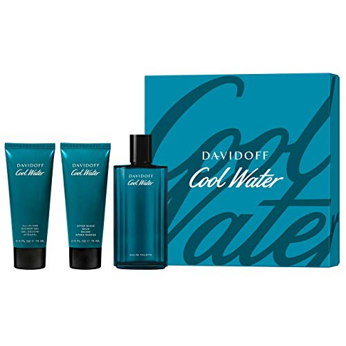 Davidoff Cool Water Eau De Toilette Gift Set, 275 ml