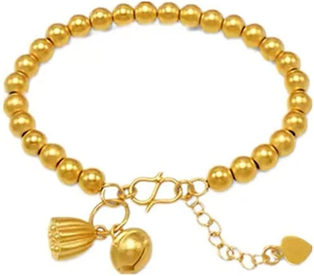 Bracelets for Women 18K Bangles Baltimore Mall Gold OFFicial site Plated
