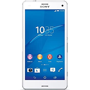 Sony Xperia Z3 Compact - Smartphone libre Android (pantalla 4.6 ...