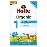 Holle Holle Organic Infant Formula 1 Baby Milk 400 g, 400 g, Formula