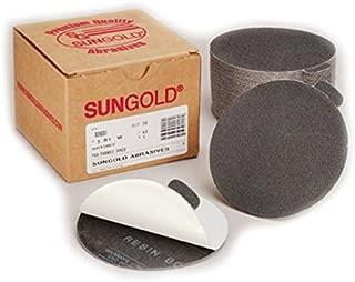 5 Pack of 50 Karebac 5VDNH400 Hook /& Loop 400 Grit Stearated Aluminum Oxide Discs