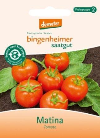 Tomate Matina, Demeter, 1 Portionstüte