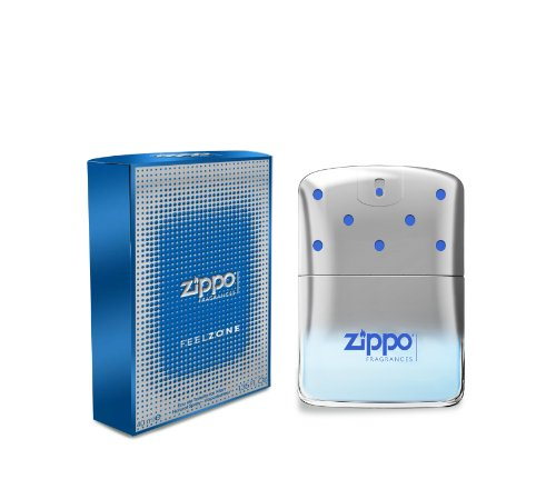 Zippo Feelzone For Him 40 ml EdT, 1er Pack (1 x 40 ml)