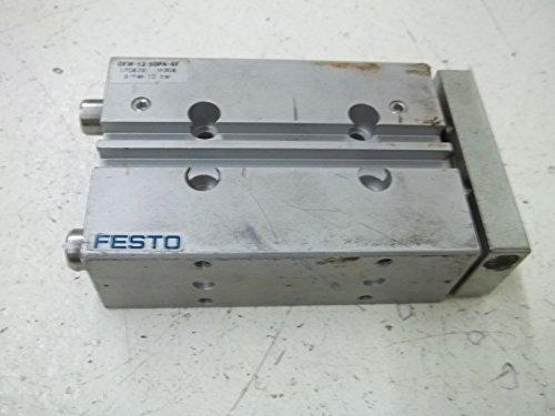 Festo Dfm-12-50-P-A-Gf Guided Drive, Max Pressure: 10Bar, Piston: 12Mm Dfm-12-50-P-A-Gf