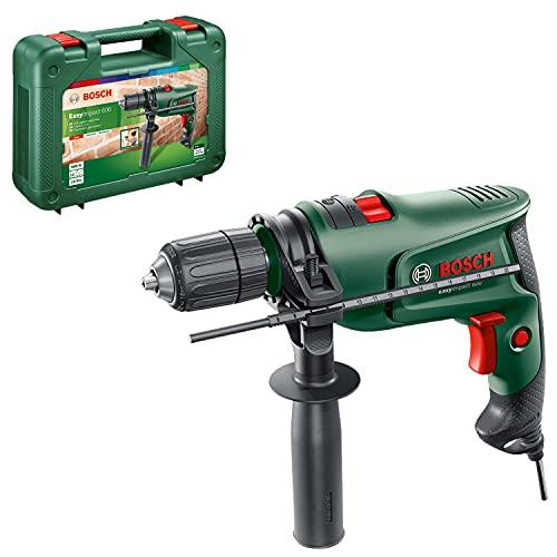 Bosch DIY Tools 0603133070 Bosch Electric Hammer Drill EasyImpact (600 Watt, in Carrying case)