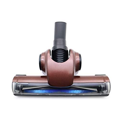 Cabezal de Limpieza de Rodillo Suave para Aspirado Cabezal de aspiradora para el cepillo de aspiradora de la versión del diámetro interior del diámetro interno de 32 mm compatible con Philips Electrol
